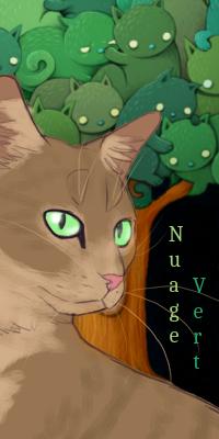 Nuage Vert