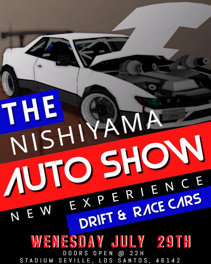 (FLYER) Nishiyama Auto Show Flyern11