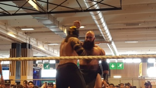 Photos ICWA: show Paris Manga/Scfy Laruff10