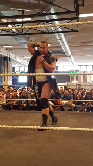 Photos ICWA: show Paris Manga/Scfy Trista10