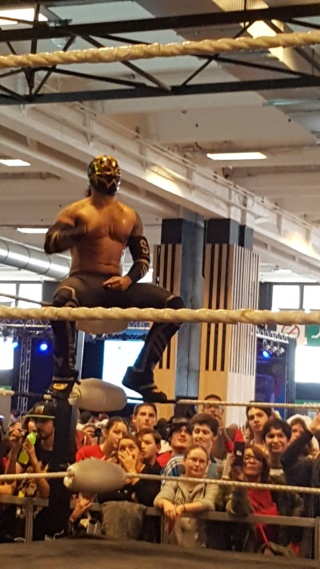 Photos ICWA: show Paris Manga/Scfy Volto_10