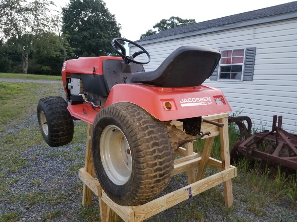 Jeremiah's General Lee Mud-Terrain Tractor [2019 Build-Off Entry] * - Page 4 20190810