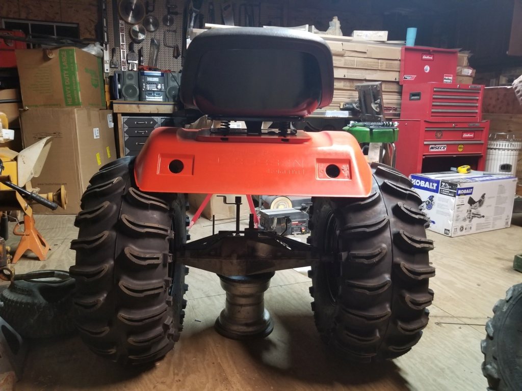 Jeremiah's Lifted General Lee Mud-Terrain Tractor [2019 Build-Off Entry] * - Page 4 20191020