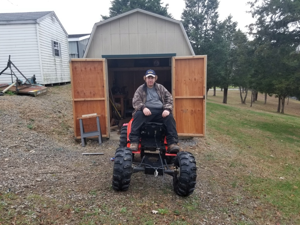 Jeremiah's Lifted General Lee Mud-Terrain Tractor [2019 Build-Off Entry] * - Page 4 20191112
