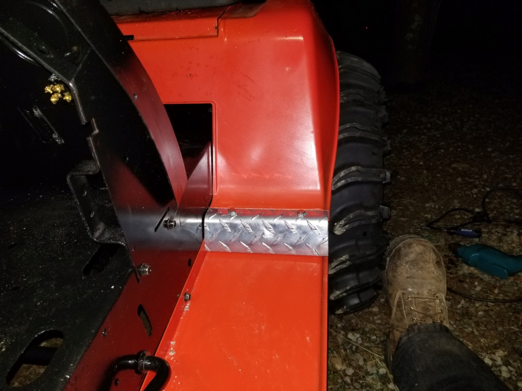 Jeremiah's Lifted General Lee Mud-Terrain Tractor [2019 Build-Off Entry] * - Page 4 20191114