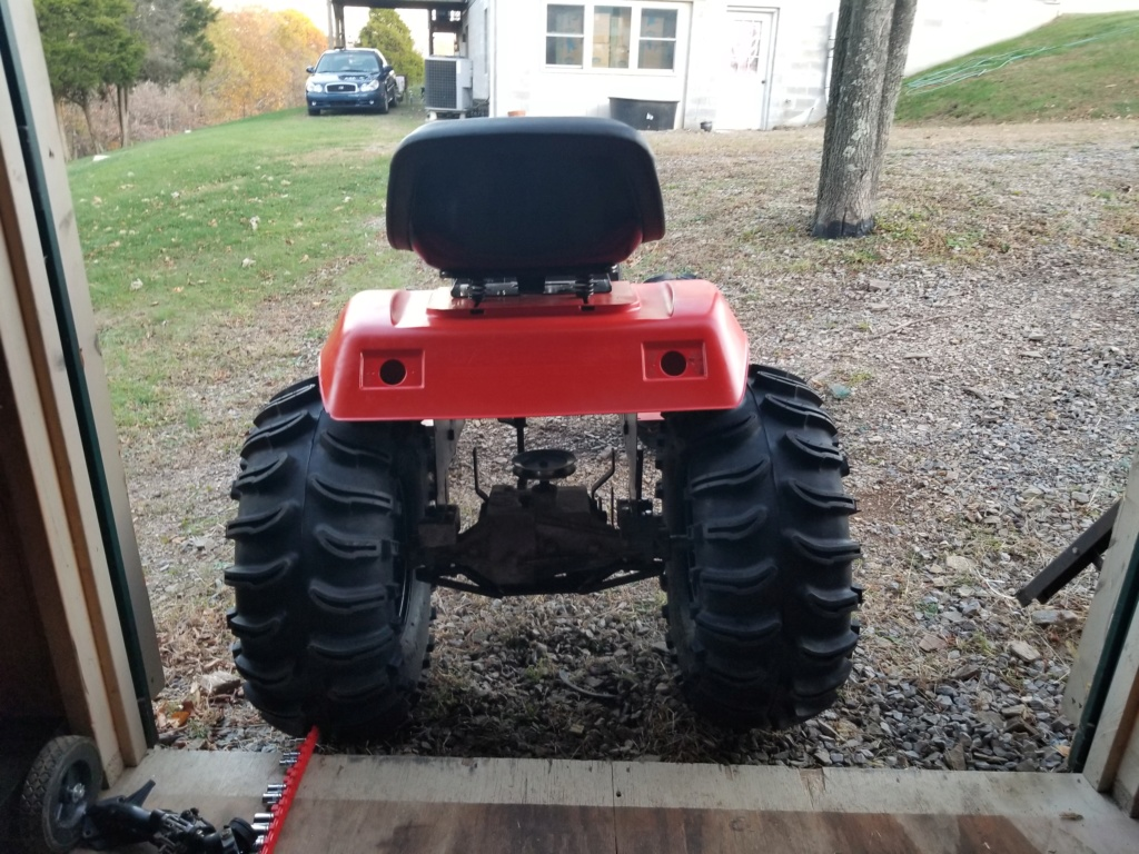 Jeremiah's Lifted General Lee Mud-Terrain Tractor [2019 Build-Off Entry] * - Page 4 20191116