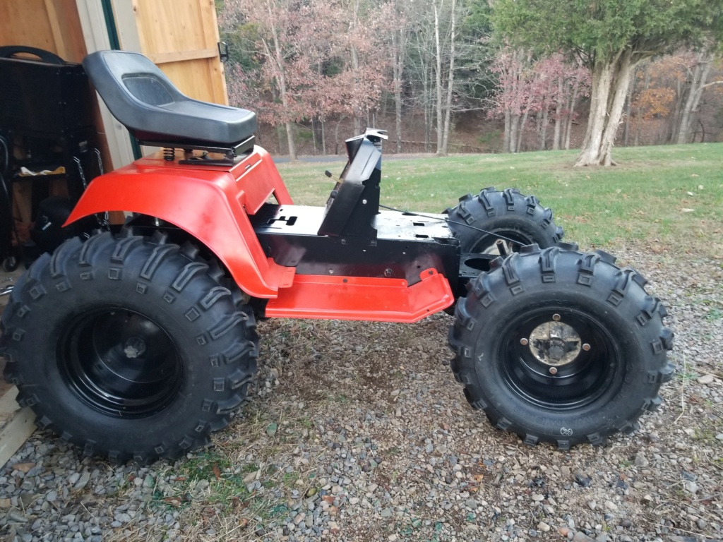 Jeremiah's Lifted General Lee Mud-Terrain Tractor [2019 Build-Off Entry] * - Page 4 20191117