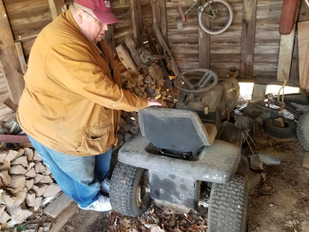 JC's Small Engine Repair Shop  20191213