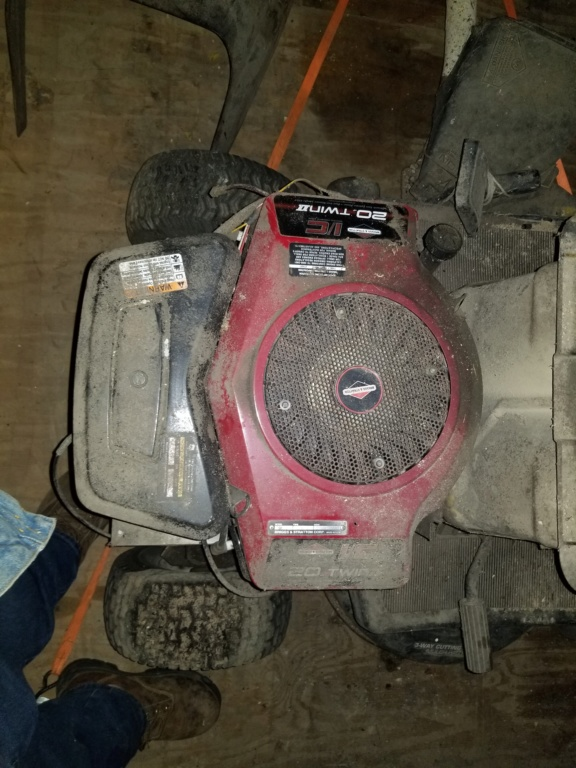 JC's Small Engine Repair Shop  20191215