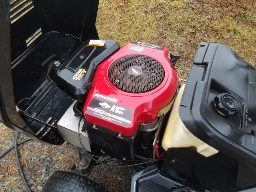 JC's Small Engine Repair Shop  20191216