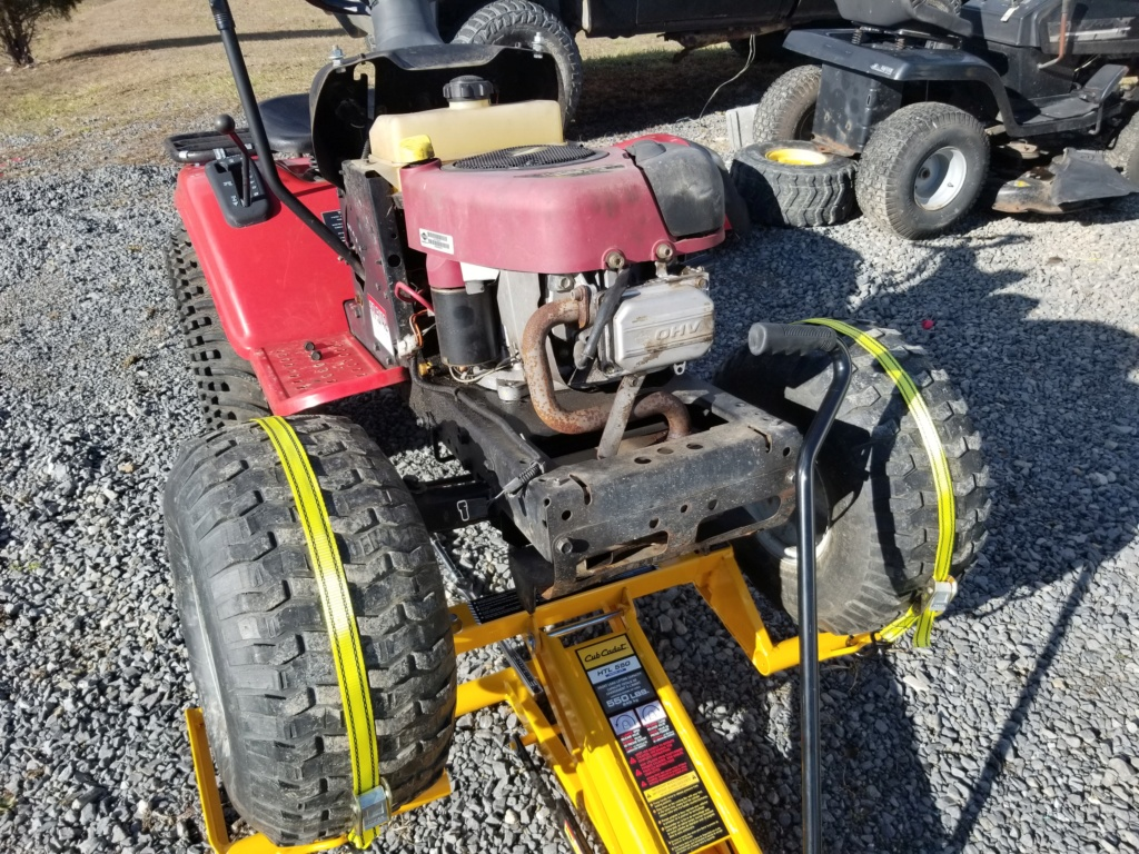 [Neighborhood Watch 3.0] Offroad Mud Mower Build - Page 2 20200131