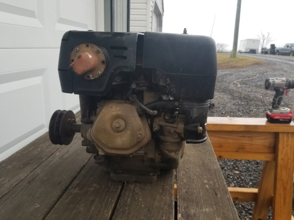 JC's Small Engine Repair Shop  20200146