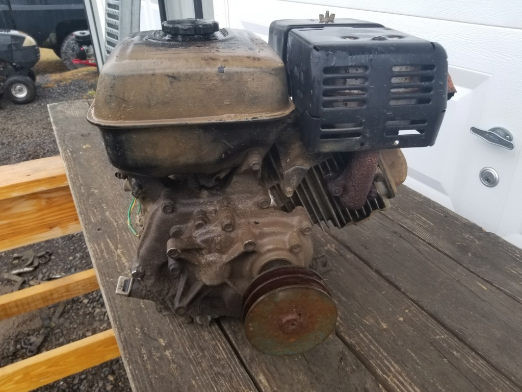 JC's Small Engine Repair Shop  20200147