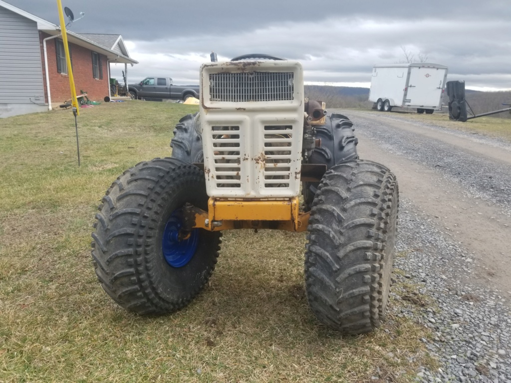 [2020 Build-Off Entry] Hillbilly  Offroading's Monster Godzilla Weekend Mudder  20200242