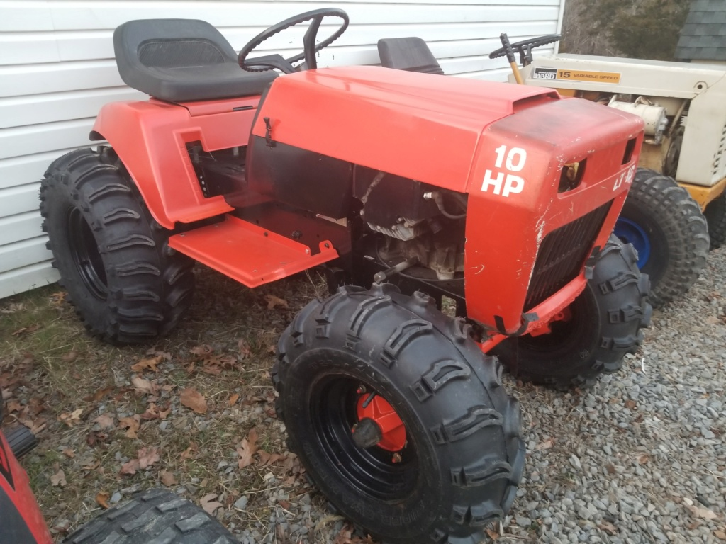1988 Lifted Jacobsen Homelite LT10 Offroad Tractor [2019 Participant] - Page 2 20200255