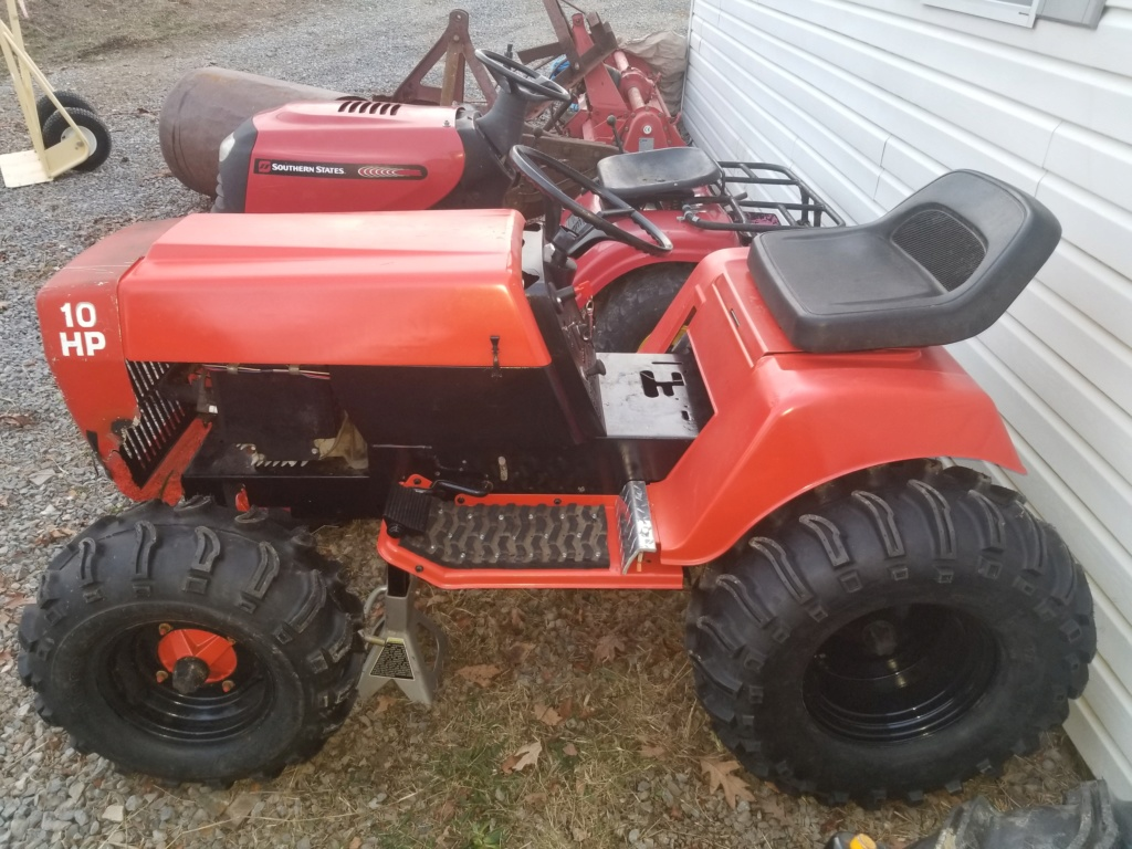 1988 Lifted Jacobsen Homelite LT10 Offroad Tractor [2019 Participant] - Page 2 20200260