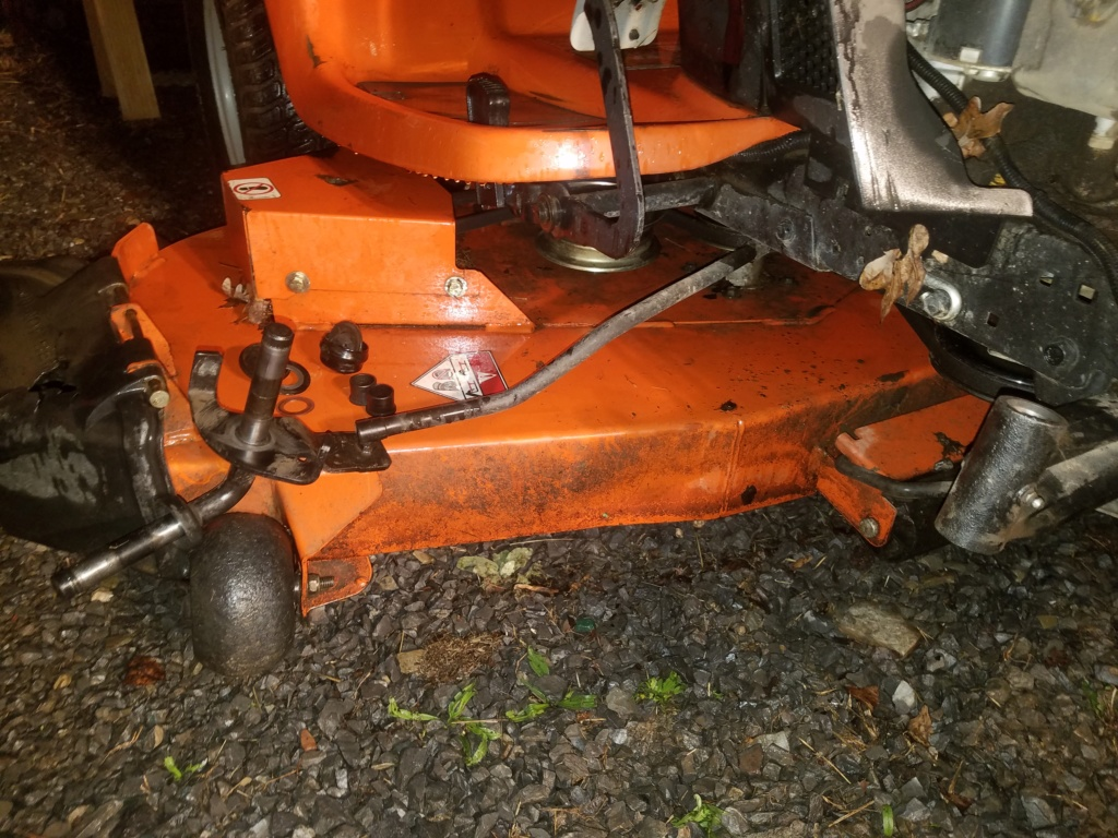 JC's Small Engine Repair Shop  20200318