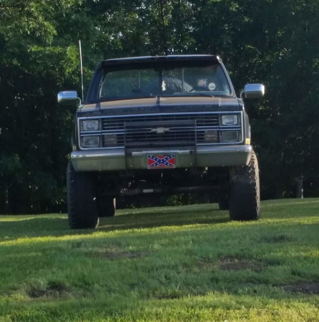 '84 Chevy K10 Lifted Pickup Fb_img12