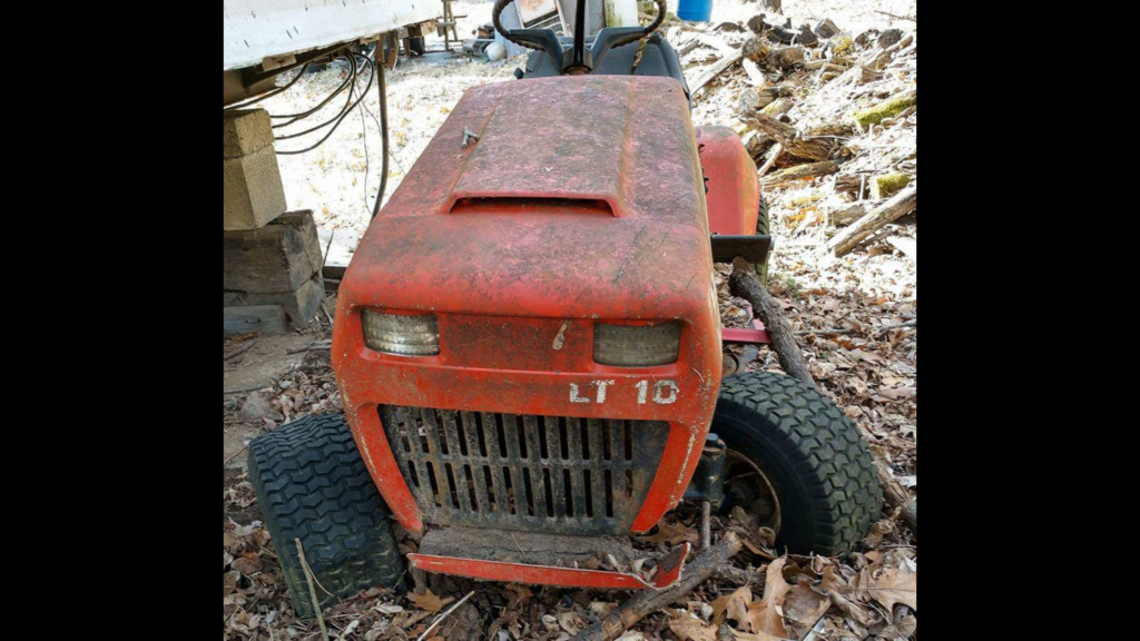 Jeremiah's General Lee Mud-Terrain Tractor [2019 Build-Off Entry] * Screen19