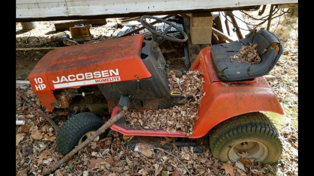 Jeremiah's General Lee Mud-Terrain Tractor [2019 Build-Off Entry] * Screen21