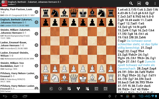 Chess Base Online 14512