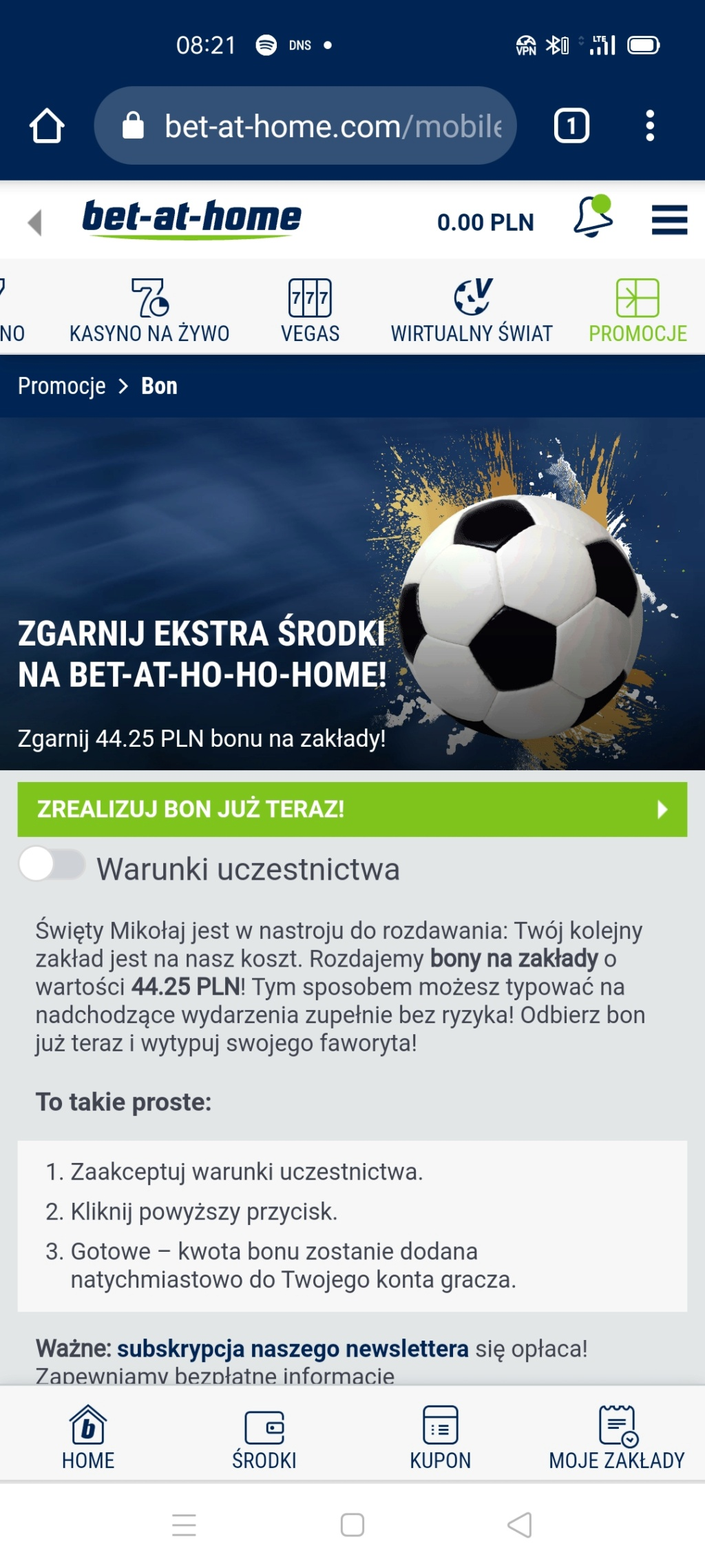 Bet-at-home darmowe promocje - Page 28 Screen12