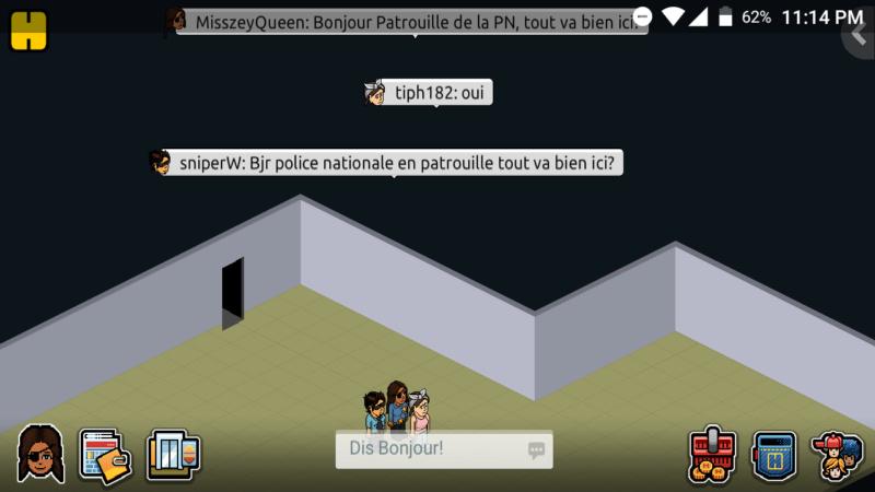 [G.N] Rapports de patrouilles de MisszeyQueen Scree182