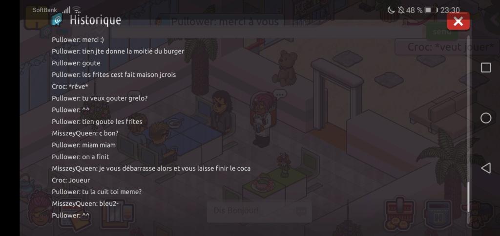 [Restaurant] Rapport d'actions RP de MisszeyQueen Scree416