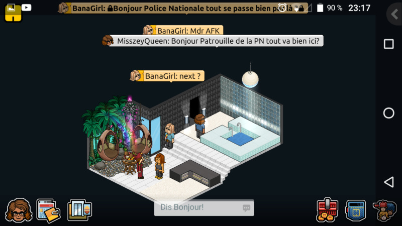 [G.N] Rapports de patrouilles de MisszeyQueen Screen75