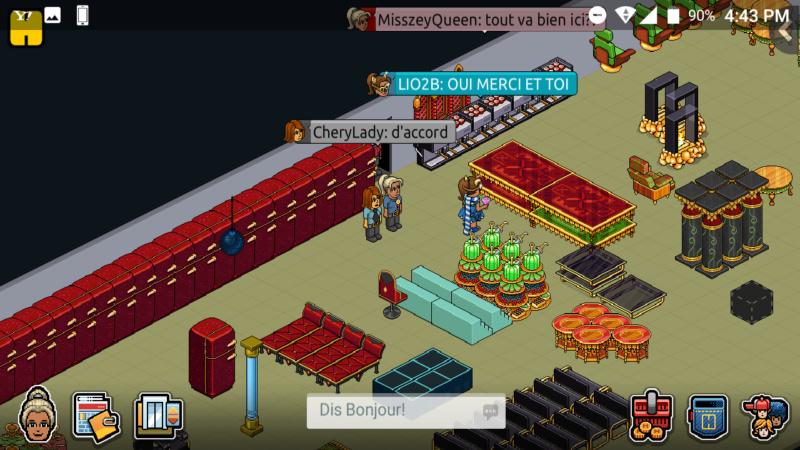 [G.N] Rapports de patrouilles de MisszeyQueen Screen95