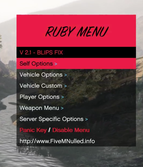 Free forum : Ruby Menu forums - Portal Captur19