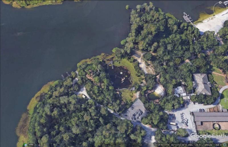 Parc aquatique Disney abandonné, Kissimmee, Floride, USA Parc_a10