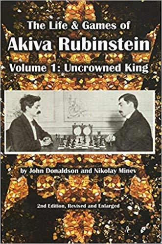 New 2018 book on Akiba Rubinstein 61fz5t10
