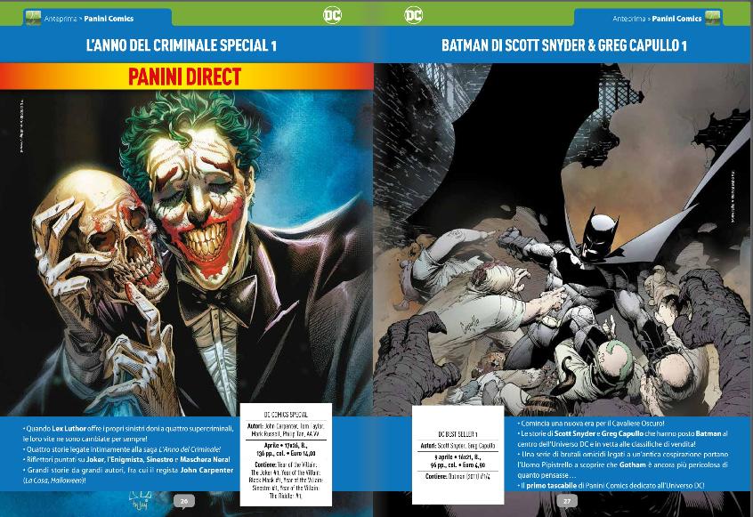 MARVEL E DC COMICS - Pagina 14 1010