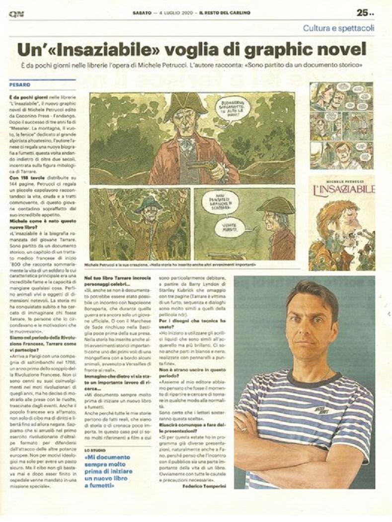 TUTTE LE NEWS DAL MONDO DEI FUMETTI - Pagina 23 10673611