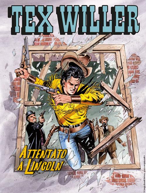 Pinkerton Lady (Tex Willer n. 10/11/12/13) 15670811