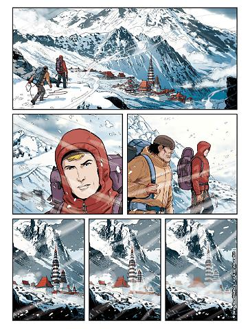 MARTIN MYSTERE - Pagina 25 15707015