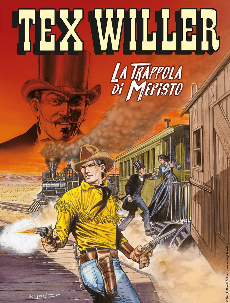 Pinkerton Lady (Tex Willer n. 10/11/12/13) 15714011