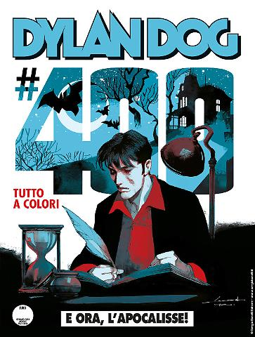 DYLAN DOG (Terza parte) - Pagina 4 15753813