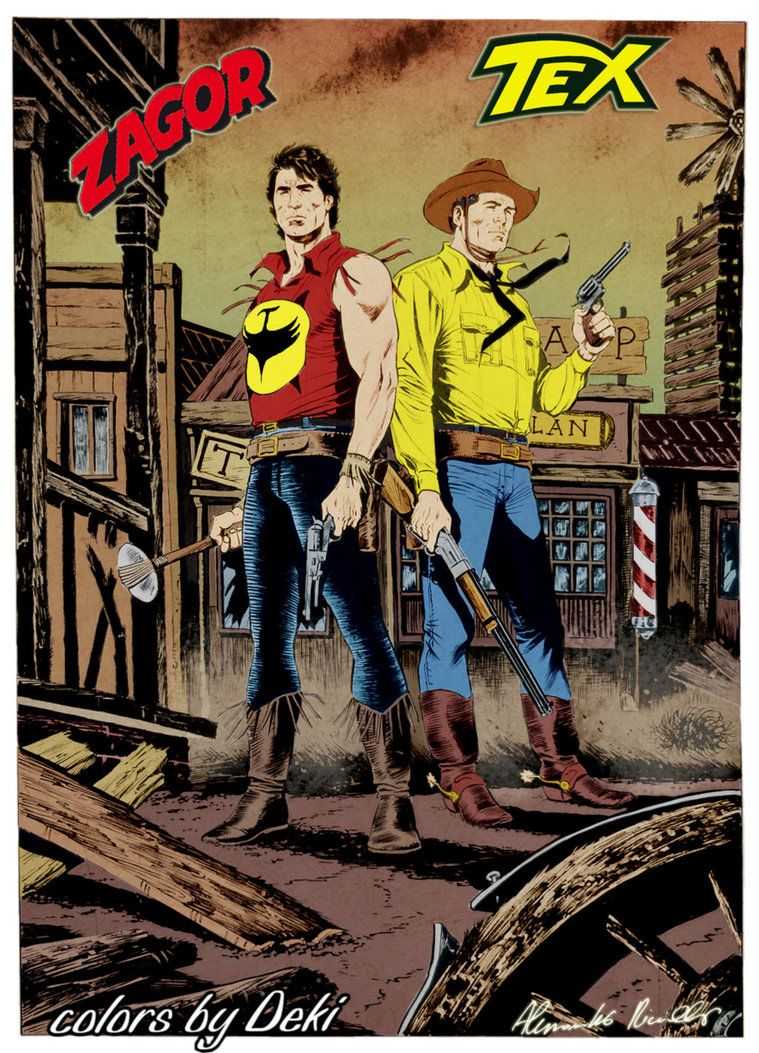Team-up tra Zagor e Tex - Pagina 6 1ecd4f10