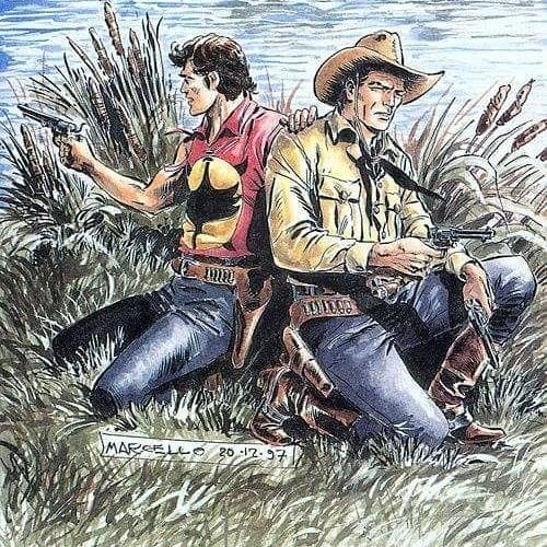 Team-up tra Zagor e Tex - Pagina 6 56997610