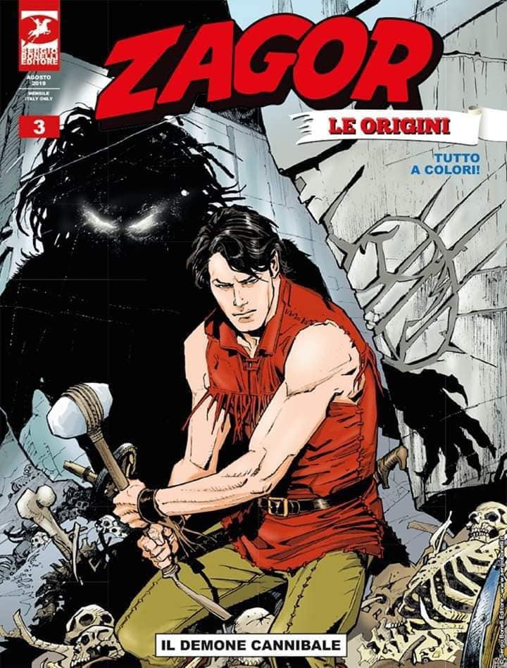 Zagor - Le origini - Pagina 19 65224210