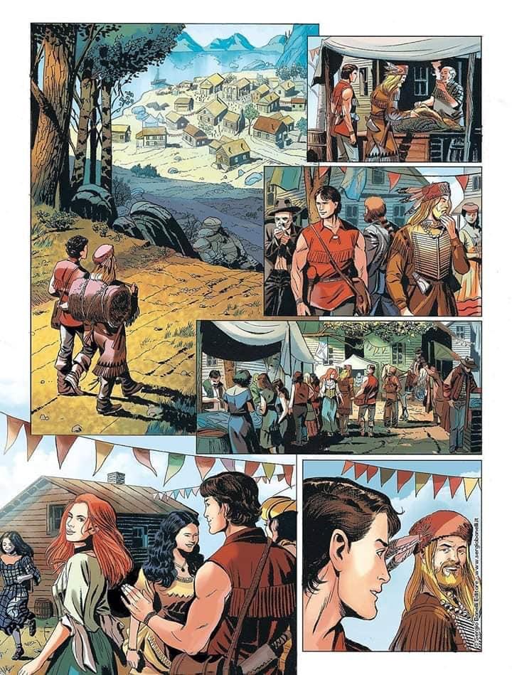Zagor - Le origini - Pagina 19 65392310