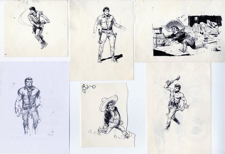Gallieno Ferri disegnatore - Pagina 13 69539411