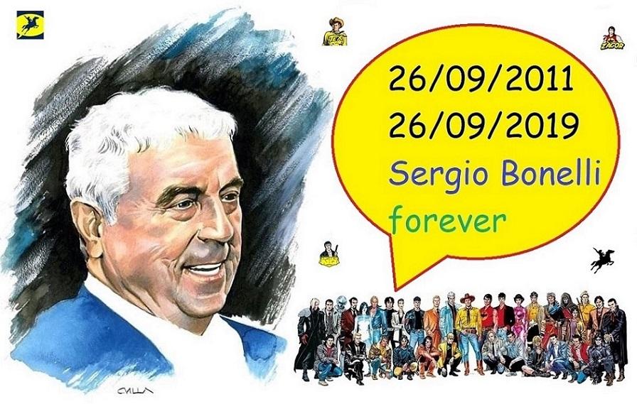 Sergio Bonelli sempre presente - Pagina 3 70476917