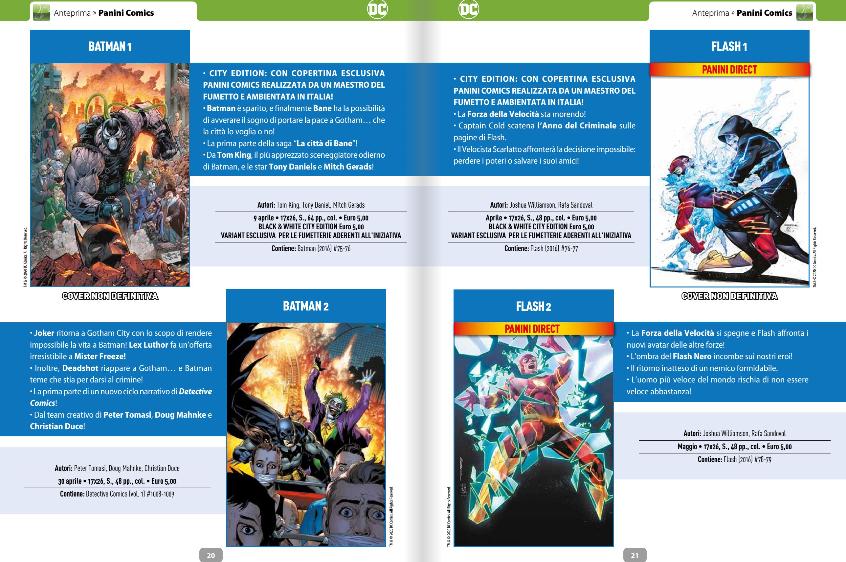 MARVEL E DC COMICS - Pagina 14 710