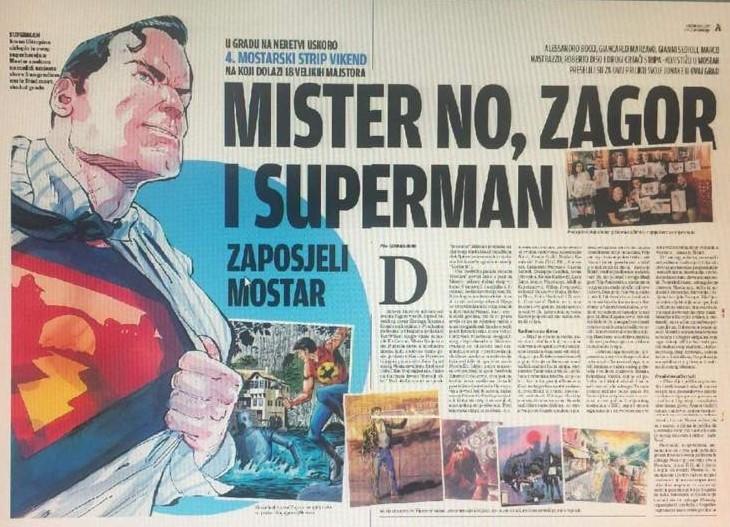 Articoli su quotidiani e riviste riguardanti Zagor  71181511
