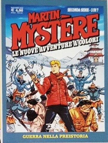 MARTIN MYSTERE - Pagina 25 72056410