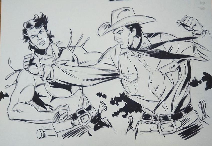 Team-up tra Zagor e Tex - Pagina 7 72576911