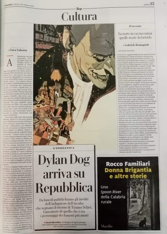 DYLAN DOG (Terza parte) 73012611